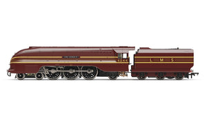 Hornby R3639 LMS  Princess Coronation Class  4-6-2  6244 'King George VI' - Era 3