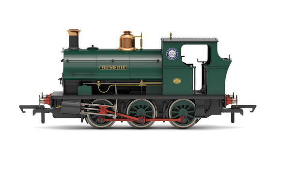 Hornby R3694 Associated Portland Cement, Peckett B2 Class, 0-6-0ST, 'Westminster' - Era 6