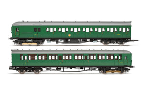 Hornby R3699 BR  2-HIL  Unit 2611; (HAL) DMBT No. 10729 and (BIL) DTC(L) No. 12146 - Era 5