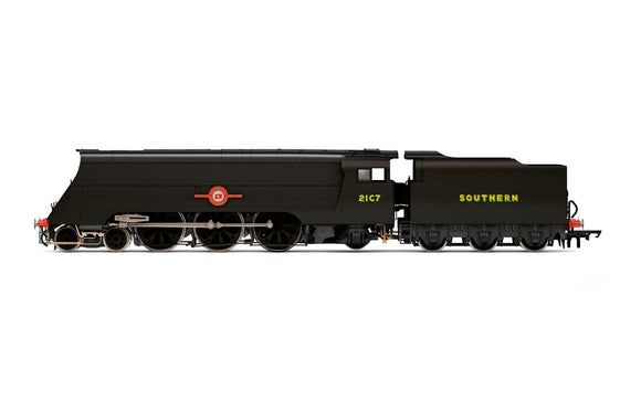 Hornby R3717 SR  Merchant Navy Class  4-6-2  21C7  Aberdeen Commonwealth  - Era 3