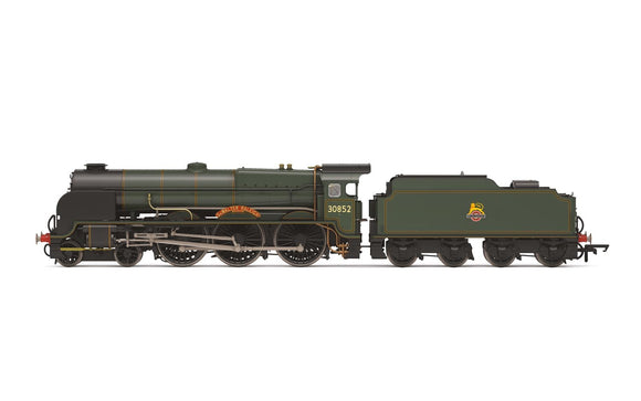 Hornby R3732 BR (Early)  Lord Nelson Class  4-6-0  30852  Sir Walter Raleigh  - Era 5