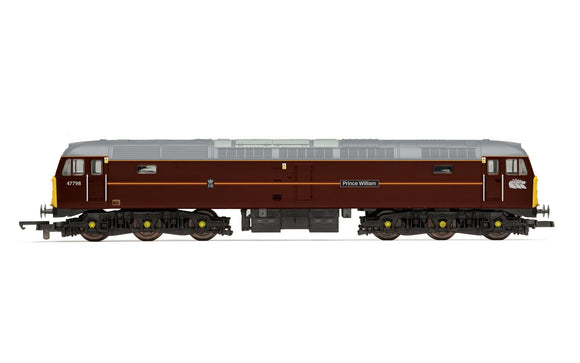 Hornby R3757 EWS  Class 47/7  Co-Co  47798  Prince William  - Era 9
