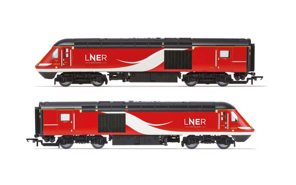 Hornby R3802 LNER  Class 43 HST  Power Cars 43315 and 43309 - Era 11