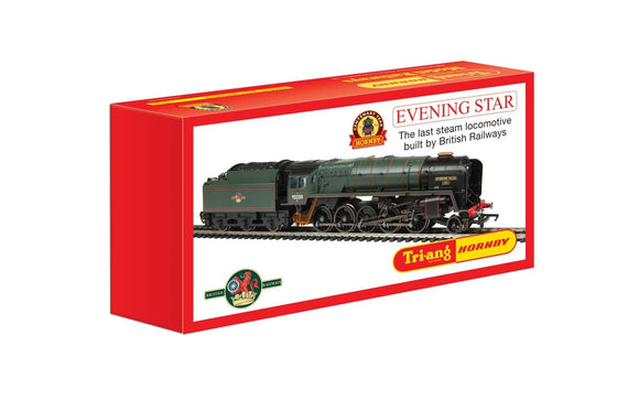 Hornby R3821 BR 92220  Evening Star   Centenary Year Limited Edition - 1971
