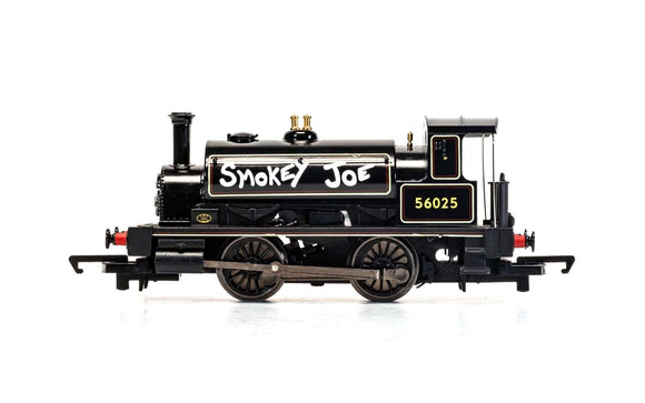 Hornby R3822 56025  Smokey Joe   Centenary Year Limited Edition - 1983