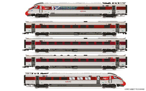 Hornby R3827 LNER  Hitachi Class 800/1   Azuma  Set 800 104  Celebrating Scotland  Train Pack - Era 11