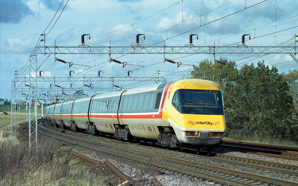 Hornby R3873 BR  Class 370 Advanced Passenger Train  Sets 370 003 and 370 004  5-car pack - Era 7
