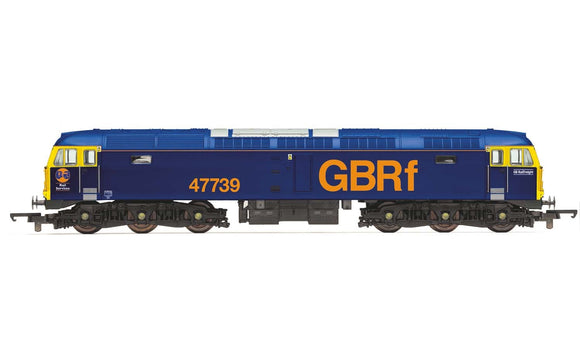 Hornby R3907 GBRf  Class 47/7  Co-Co  47749 'City of Truro  - Era 11