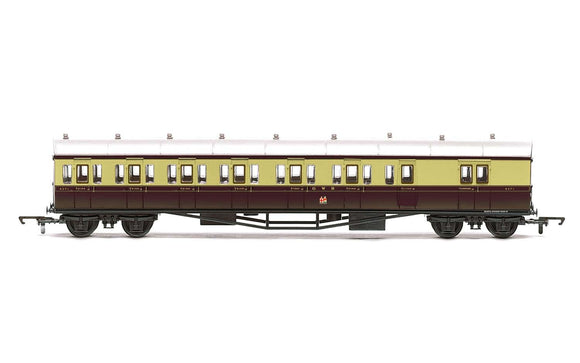 Hornby R4549B GWR  E140 'B' Set Brake Composite  6371 - Era 3