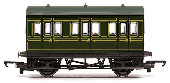 Hornby R4672 GWR  Four-wheel Coach - Era 3