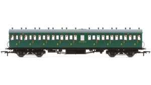 Hornby R4795 SR  58' Maunsell Rebuilt (Ex-LSWR 48')  Nine Compartment Third  320 - Era 3