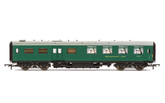 Hornby R4817A BR  Maunsell Kitchen/Dining First  S7858S - Era 4/5