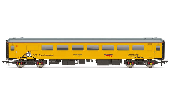 Hornby R4993 Network Rail  ex-BR Mk2F TSO Brake Plain Line Pattern Recognition Vehicle PLPR2  5981 - Era 11