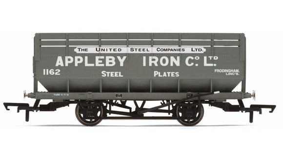 Hornby R6821A 20T Coke Wagon  Appleby Iron Co. 1162 - Era 3