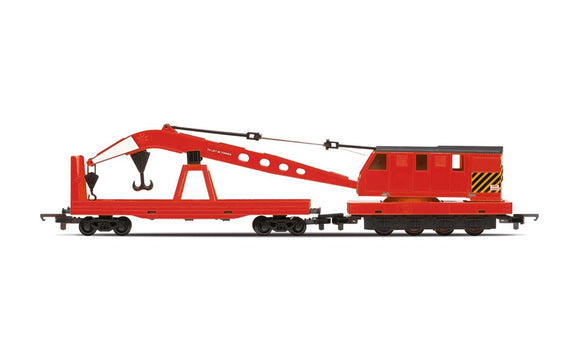 Hornby R6881 Breakdown Crane - Era 5