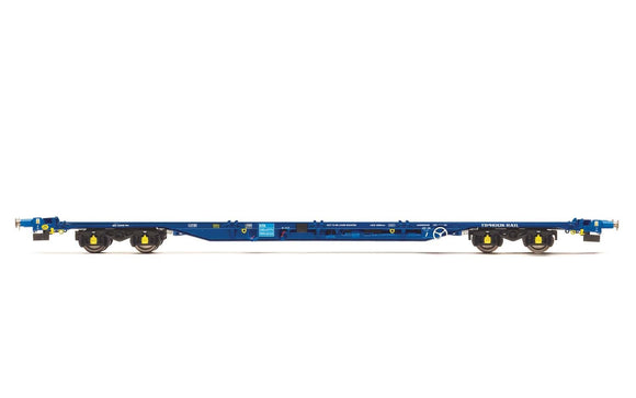 Hornby R6926 KFA Intermodal wagon (No Containers)  Tiphook Rail  93315 - Era 10