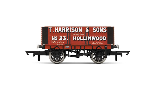 Hornby R6950 H. Harrison & Sons  6 Plank Wagon  No. 33 - Era 2/3