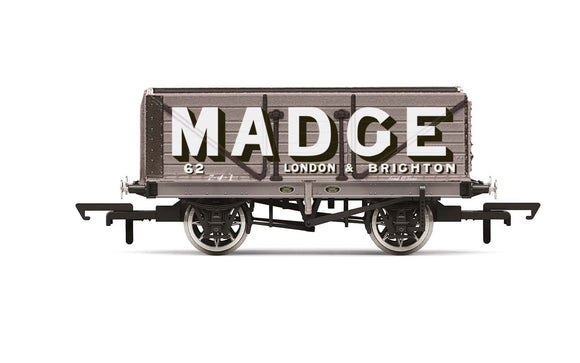 Hornby R6952 Madge  7 Plank Wagon  No. 62 - Era 2/3