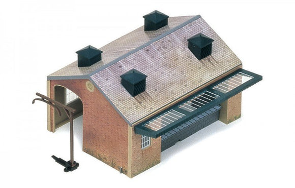Hornby R8002 Goods Shed