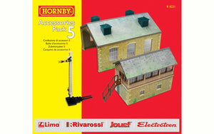 Hornby R8231 Building Extension Pack 5