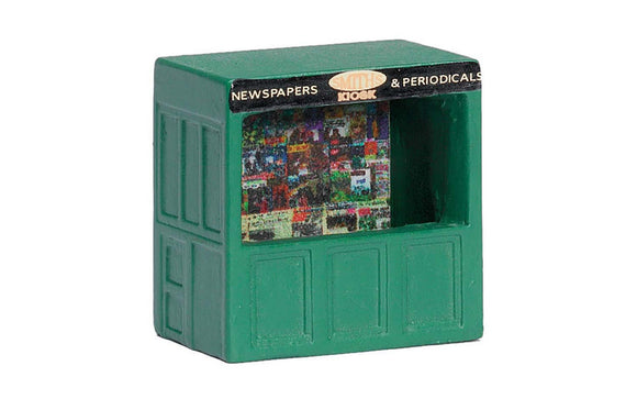 Hornby R8797 Newspaper Kiosk