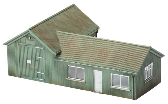 Hornby R9810 Corrugated Iron Workshop