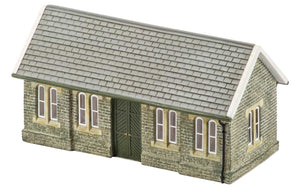 Hornby R9837 Granite Station Waiting Room