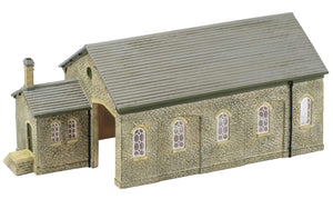 Hornby R9841 Granite Station Goods Shed