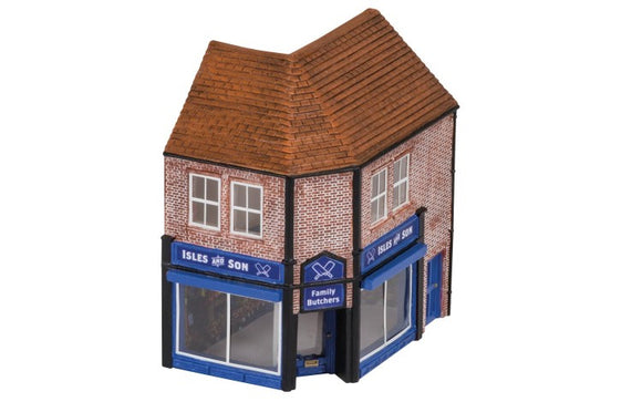 Hornby R9845 The Butcher's Shop