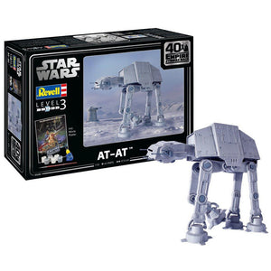 Revell 05680 Gift Set - AT-AT (The Empire Strikes Back 40th Anniversary)
