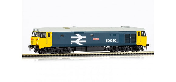 Hornby R3653 BR, Class 50, Co-Co, 50040 'Leviathan' - Era 7