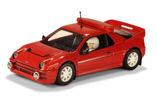 SCALEXTRIC CAR C3319 FORD RS 200 COLLECTORS CENTRE CAR