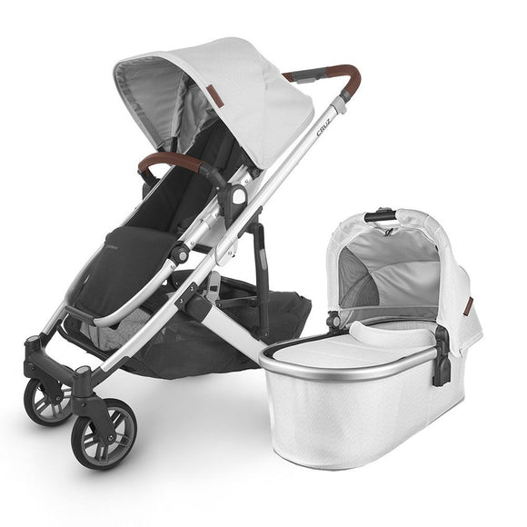 UPPAbaby CRUZ V2 with carrycot- BRYCE