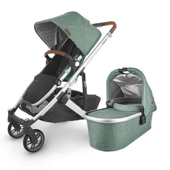 UPPAbaby CRUZ V2 with carrycot- EMMETT
