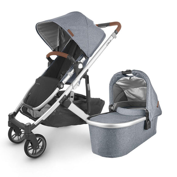 UPPAbaby CRUZ V2 with carrycot- GREGORY