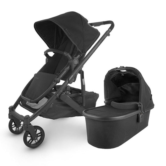 UPPAbaby CRUZ V2 with carrycot- JAKE
