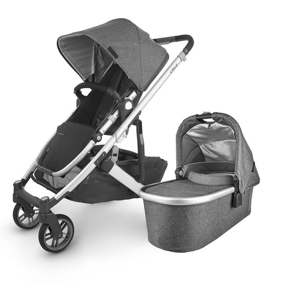 UPPAbaby CRUZ V2 with carrycot- JORDAN