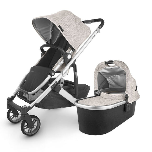 UPPAbaby CRUZ V2 with carrycot- SIERRA