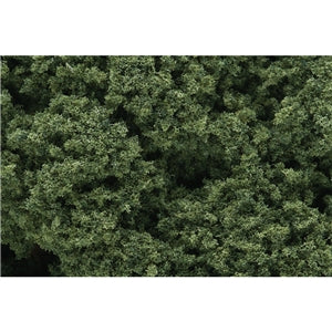 WOODLAND SCENICS WFC58 FOLIAGE CLUSTERS MEDIUM GREEN