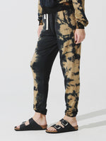 Electric & Rose - Rialto Sweatpant - Onyx/Honey - Shop OHEY