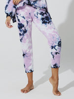 Electric & Rose - Abbot Kinney Sweatpant - Ink / Lavender