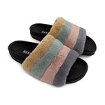 R0AM - Prism Pastel Sandals - Shop OHEY