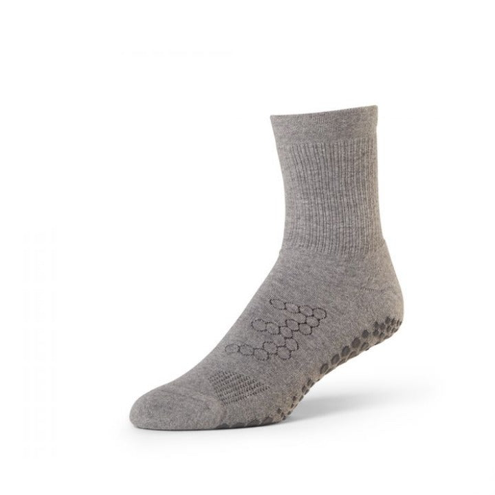 Base 33 - Crew Grip Socks - Pilates Plus La Jolla - shop OHEY