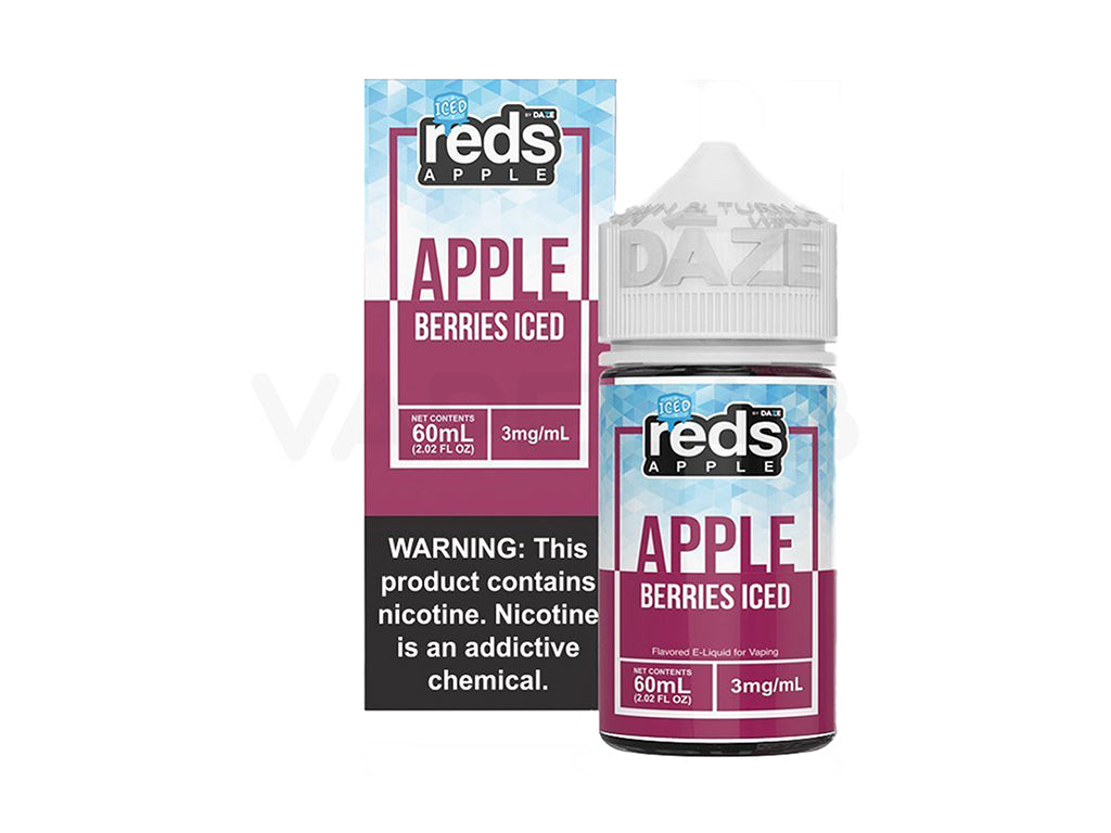 Reds Apple - Berries Iced