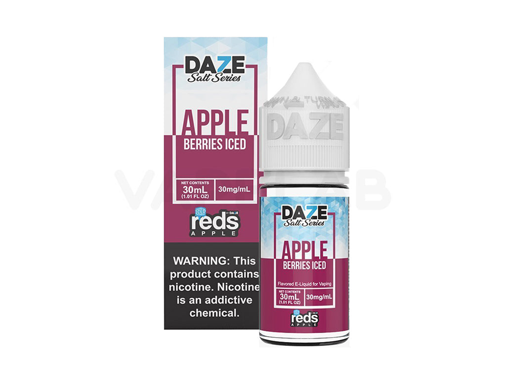 Reds Apple Salts - Berries Iced