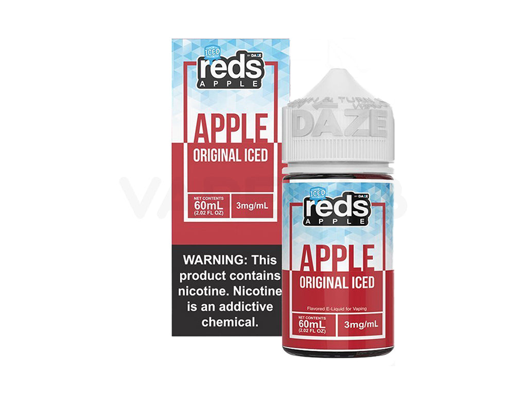 Reds Apple - Apple Iced