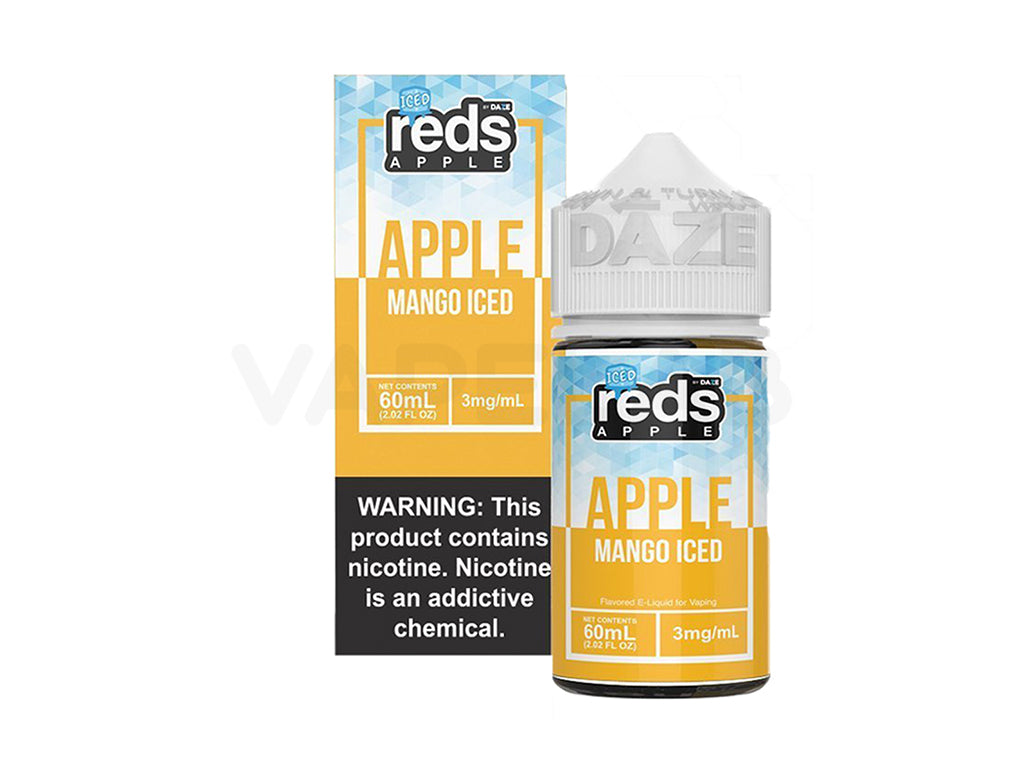 Reds Apple - Mango Iced