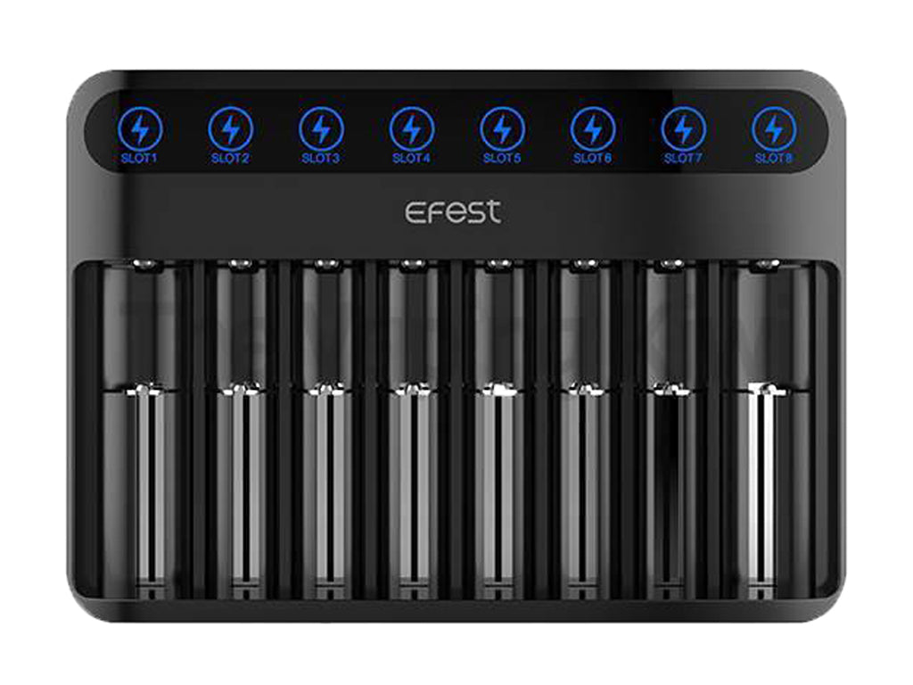 Efest - Lush Q8 Battery Charger