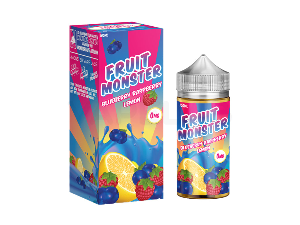 Fruit Monster - Blueberry Raspberry Lemon