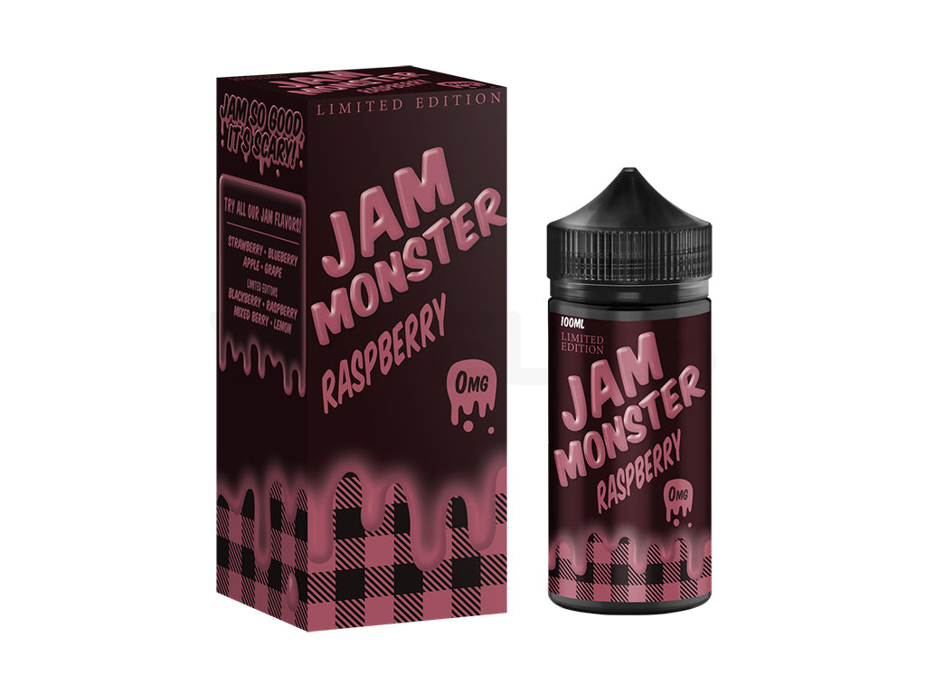 Jam Monster - Raspberry